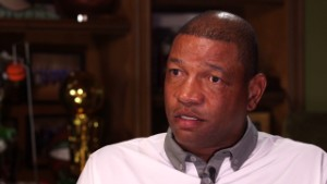 Doc Rivers: In the Eye of the Storm