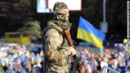 U.S. refuses Ukraine's request for weapons
