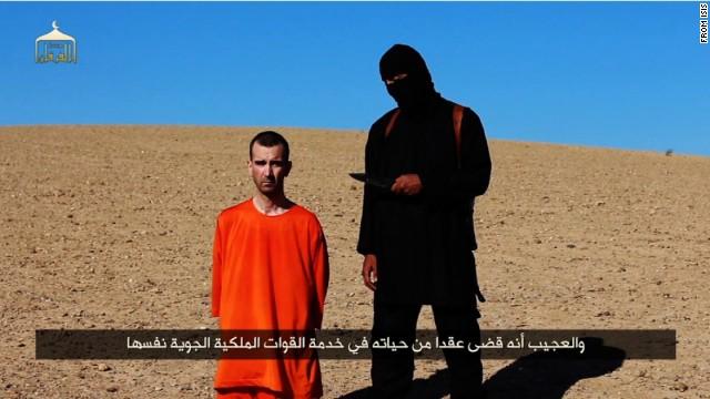 ISIS publica un vídeo con una nueva decapitación, la de David Haines