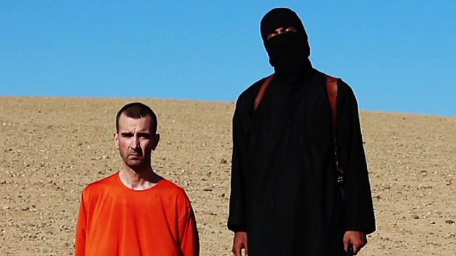 ISIS executes British aid worker