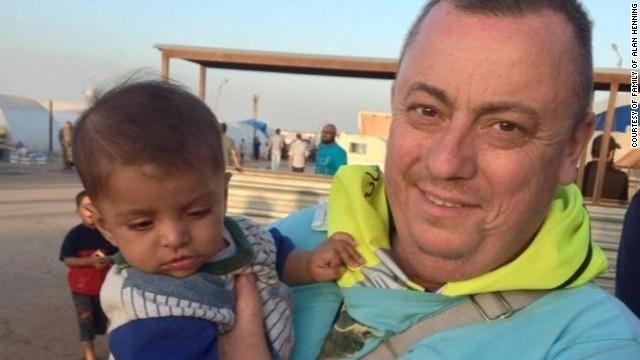 ISIS decapita al trabajador humanitario británico Alan Henning