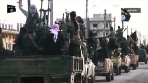 U.S. airstrikes on ISIS near Baghdad