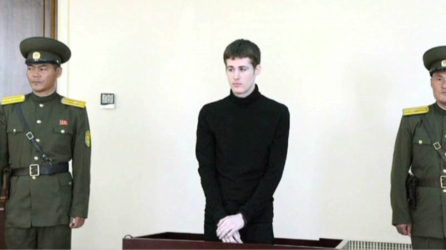 El estadounidense condenado en Corea del Norte quiere ser otro Snowden, según los medios locales
