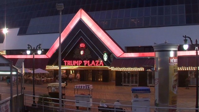 Trump Plaza is one of the Atlantic City casinos that has shut down.