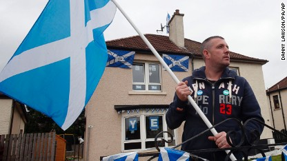 Scotland: Last day of campaigning