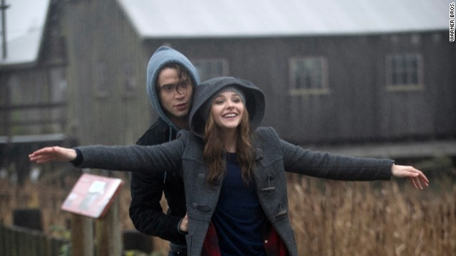 "Author Gayle Forman's novel ""If I Stay"" came to the big screen in August, with Jamie Blackley as Adam and Chloe Moretz starring as Mia Hall."