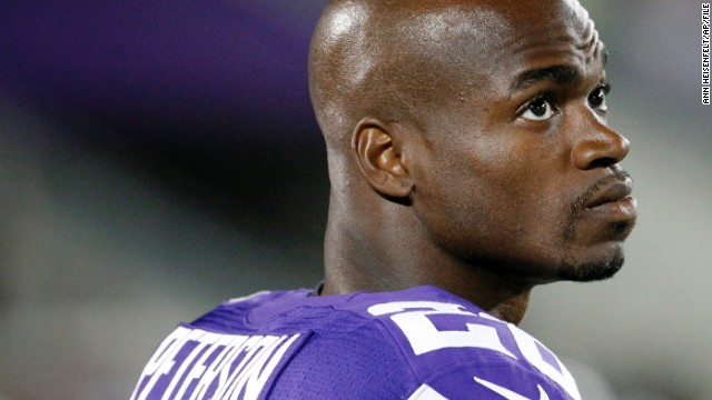 Adrian Peterson's Childhood Football Coach Defends Player