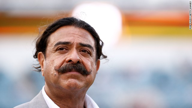 The Jacksonville franchise is reported to be the frontrunner to relocate permanently to London, given its existing agreement and that owner Shahid Khan's sporting portfolio also includes London soccer club Fulham.