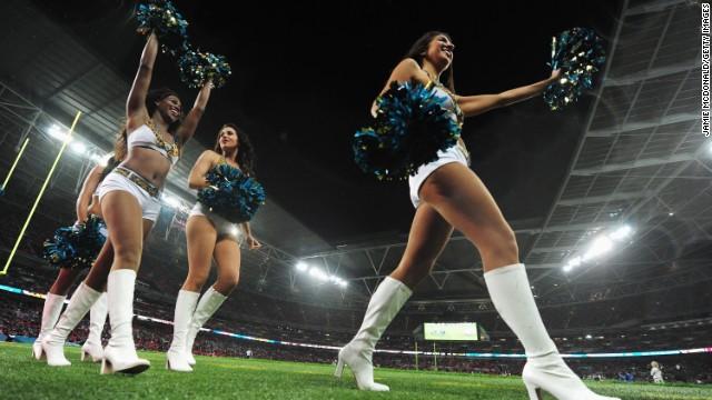 Nfl International Series Why American Football Loves