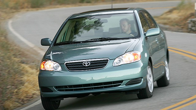 In 2013, about 25,000 Corollas were made in South Africa.