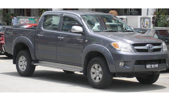 In 2013 Toyota produced 61,000 Hilux Vigos in South Africa. The Hilux is one of Toyota best selling models in the world.