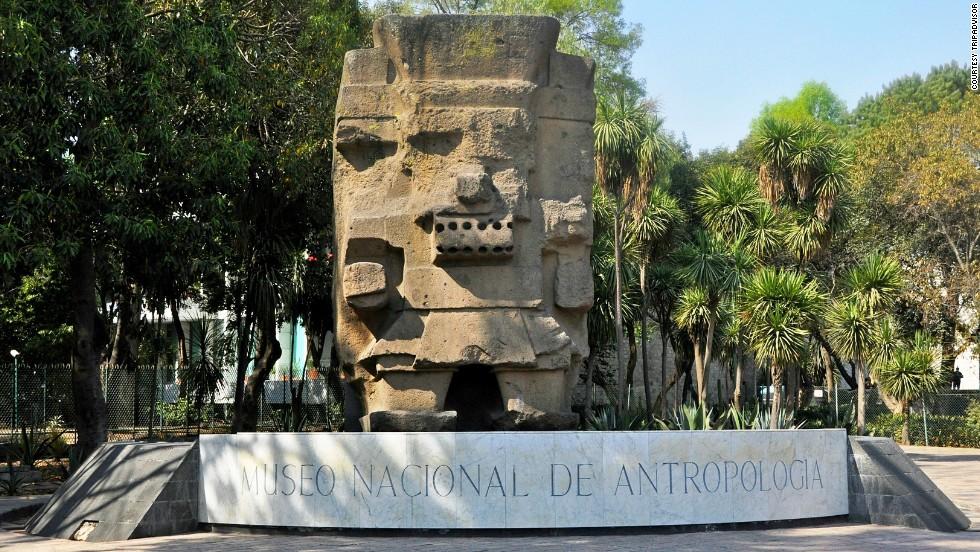 2. Museo Nacional de Antropología, México