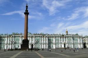 3. Museo del Hermitage, San Petersburgo