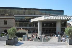 8. Museo de Acrópolis, Atenas