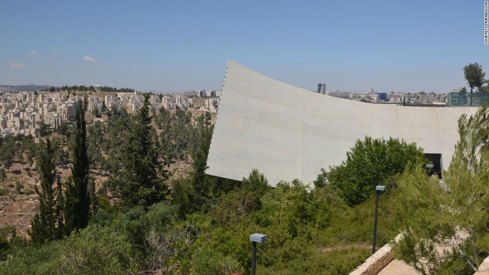 10. Memorial del Holocausto Yad Vashem