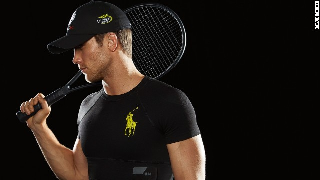 Ralph Lauren's biometric shirt tracks your body's data before sending it to your smartphone