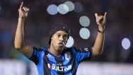 Indignación por racismo contra Ronaldinho