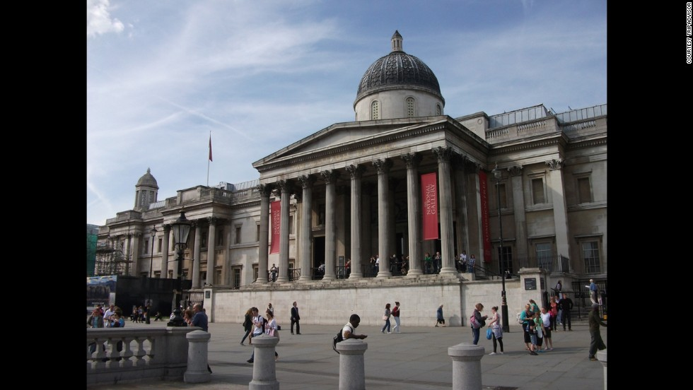 12. National Gallery, Londres
