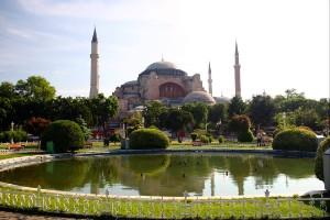16. Hagia Sophia, Estambul