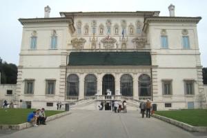 18. Galería Borghese, Roma