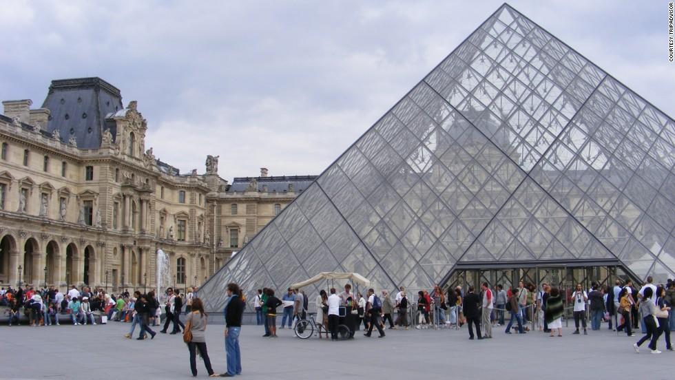 19. Museo del Louvre, París