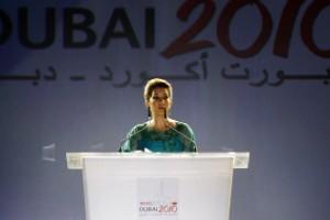 De saltadora olímpica a líder mundial de deportes