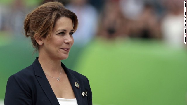 Princess Haya: Equestrian's Olympic savior moving on - CNN com
