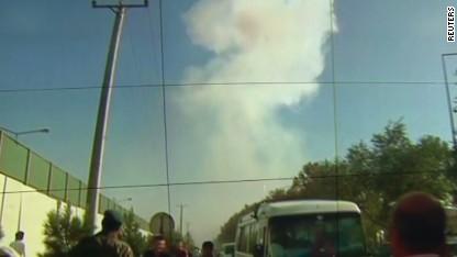 Car bomb in Kabul kills NATO personnel