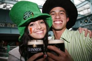 7. Irlandés