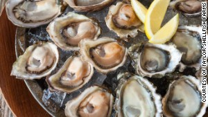 Shell yeah! America's amazing oyster bars