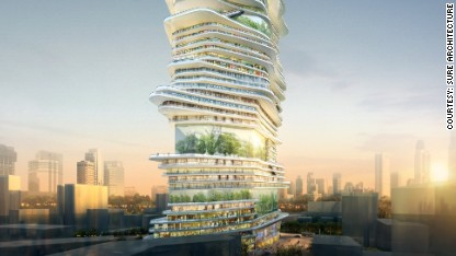 Could this building house an entire city?