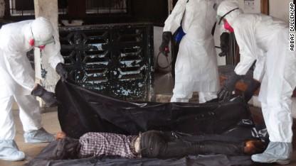 Ebola blood sold on black market