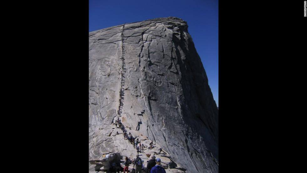 Half Dome, California