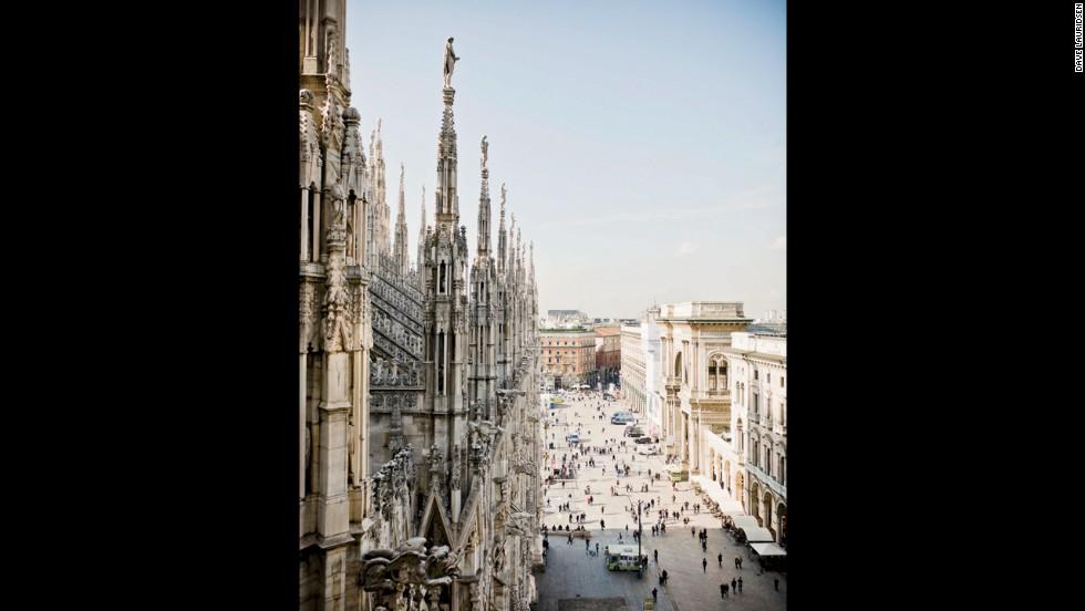Catedral de Milán, Italia