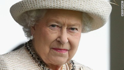 Scots vote: For Queen, it's personal