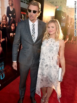 "Dax Shepard and Kristen Bell are quickly adding to their family. According to <a href='http://www.etonline.com/news/147698_kristen_bell_pregnant_with_baby_number_two/index.html' target='_blank'>""Entertainment Tonight,""</a> the couple are expecting their second child, a year after welcoming daughter Lincoln."