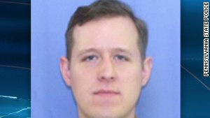 Hunt continues for Pa. cop killer