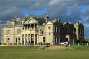 El debate del género en el golf de Escocia