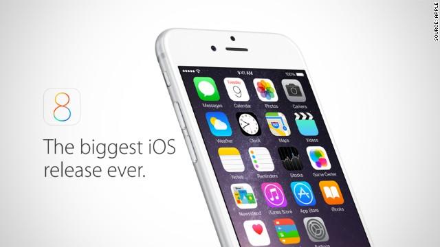 Los 3 puntos débiles del iOS 8 en el iPhone 4S