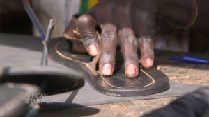 Ugandan street kids reinvent the wheel