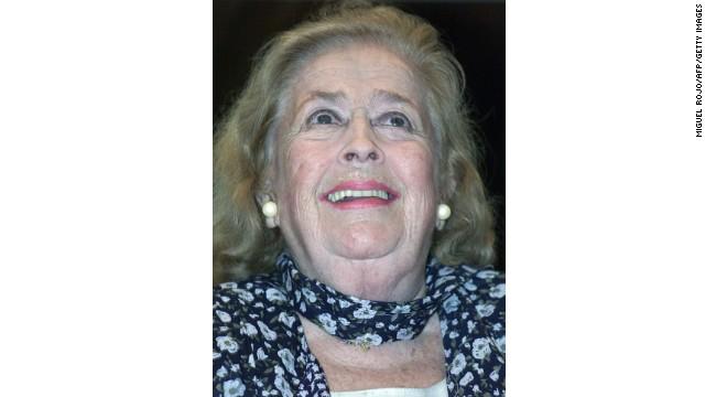 Fallece la actriz uruguaya 'China' Zorrilla a los 92 años