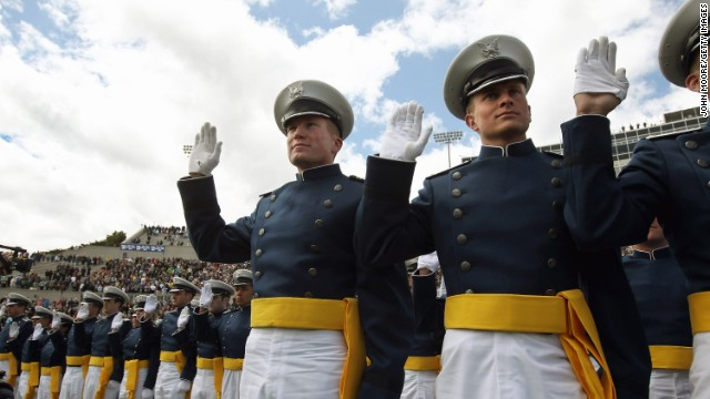 The irony of the Air Force's anti-atheist oath