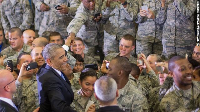 Obama: Amenazas de ISIS contra EE.UU. y aliados no nos asustan