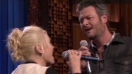 "It's become a popular segment on his show, and Jimmy Fallon's latest lip-sync battle featured ""The Voice"" coaches Gwen Stefani and Blake Shelton."