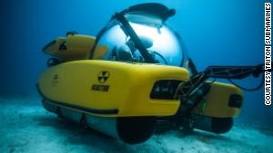 Superyacht plus: Millionaire water toys
