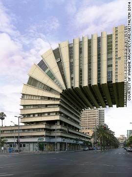 Edificios imposibles, por Victor Enrich