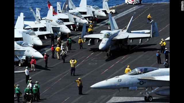 EE.UU. está listo para atacar a ISIS en Siria