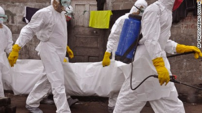 CDC: 1.4 million Ebola cases possible