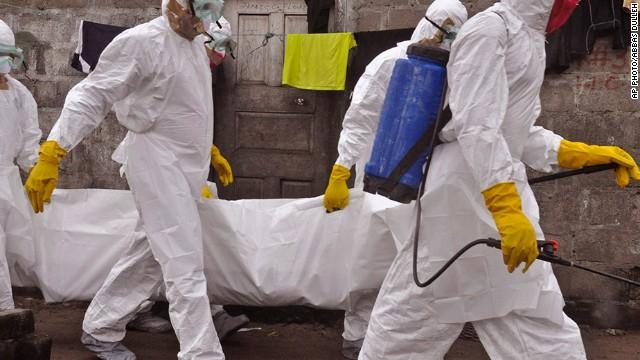 Brote del Ébola: Maneras en que se puede ayudar