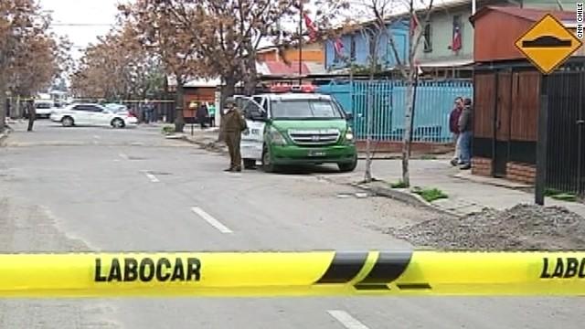 Autoridades de Chile detienen a sospechosos vinculados con el atentado de Santiago